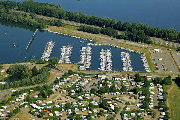 Camping Hatenboer Yacht Harbour
