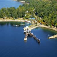 Hornby Island Ferry