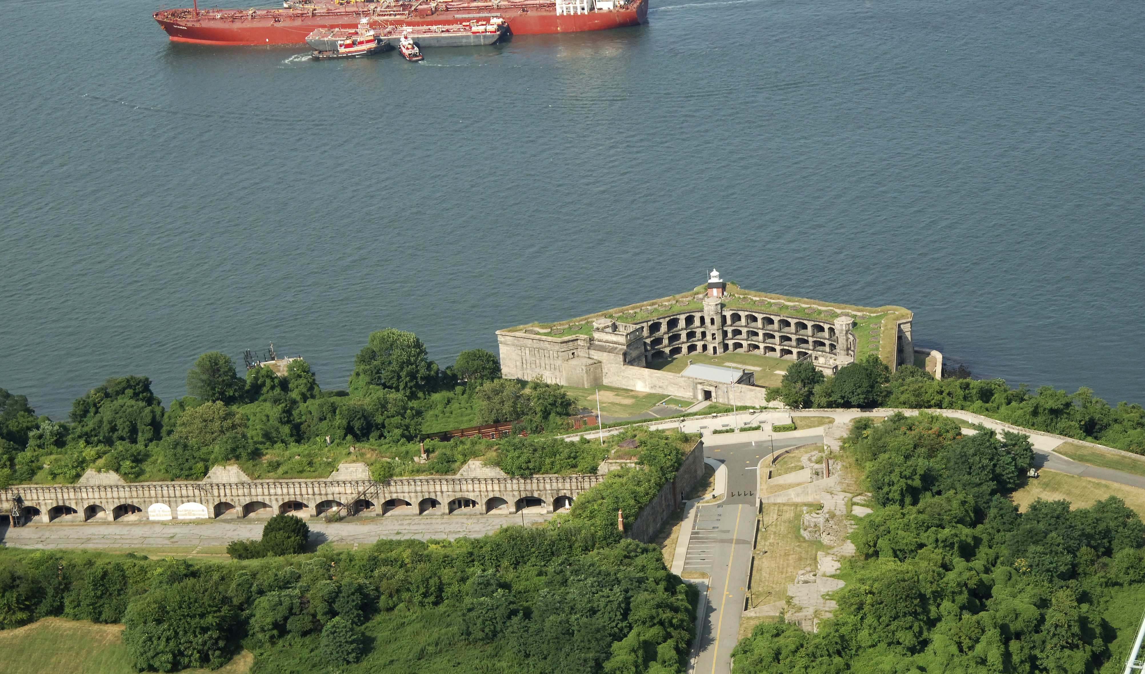 Fort Wadsworth Light Staten Island Ny