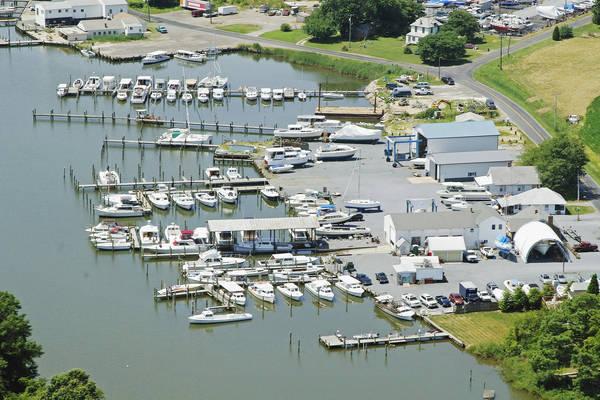 Dominion Marina