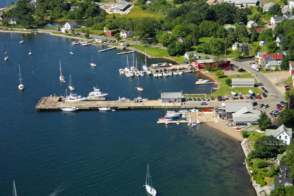 Baddeck Government Wharf