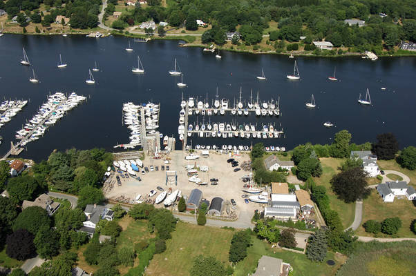 Frank Hall Boat Yard