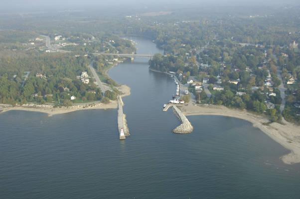 Southampton Harbor Inlet