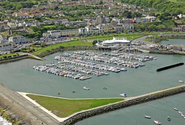 Howth Yacht Club and Marina
