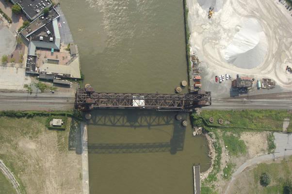 Norfolk RailRoad Lift Bridge