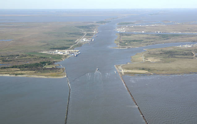 Calcasieu Pass Inlet