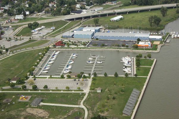 Liberty Harbor Marina