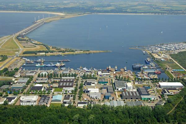 Stellendam Inner Harbor Marina