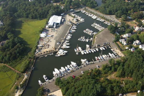 Great Peconic Bay Marina