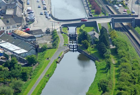 Royal Canal Lock 16