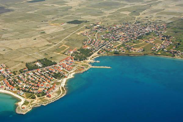 Povljana Harbour