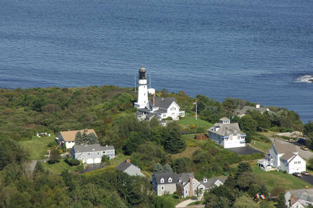 Cape Elizabeth Lighthouse