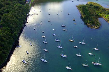 Crinan Harbour Boatyard & Pontoon