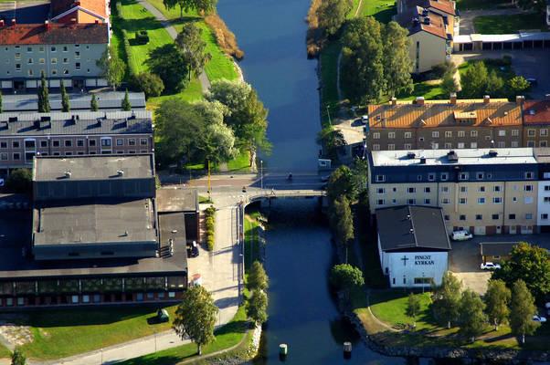 Mellan Holmen Bridge