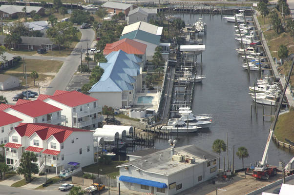 Blue Water Inn and Marina