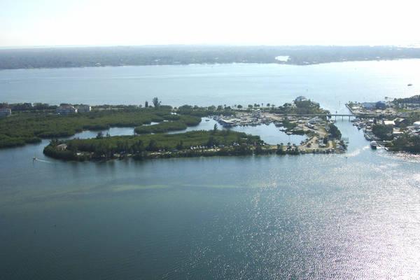 Cut's Edge Harbor Marina