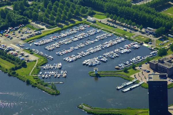 Almere-Haven Marina
