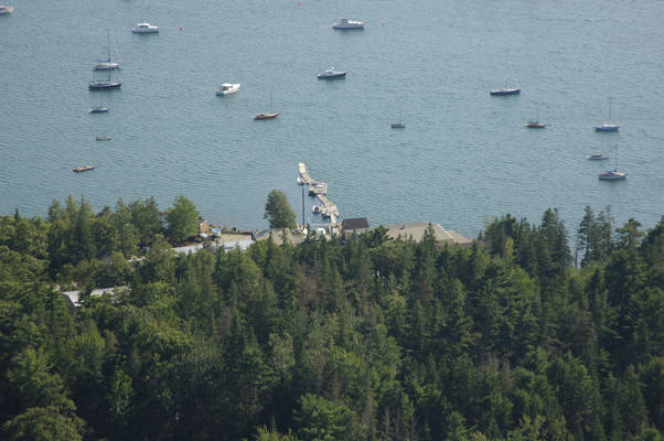 Mount Desert Yacht Yard - Somes Sound