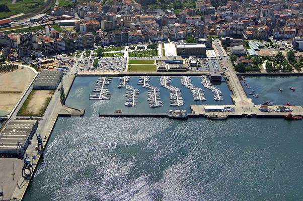 Villagarcia De Arousa Marina