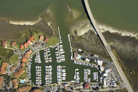 Camachee Cove Yacht Harbor and Yacht Yard