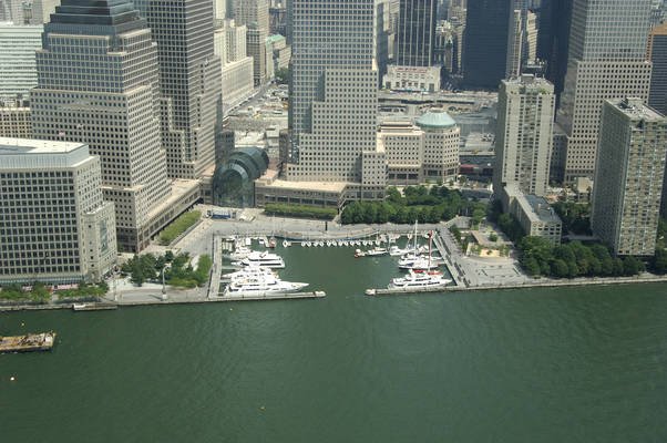 North Cove Marina at Brookfield Place