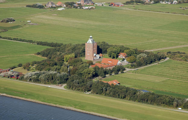 Neuwerk Lighthouse