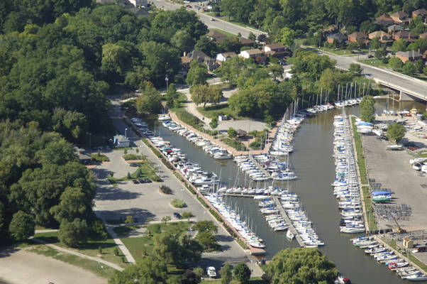 Bronte Harbor Yacht Club