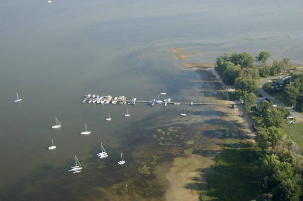 Marina Au Quai Du Capitaine