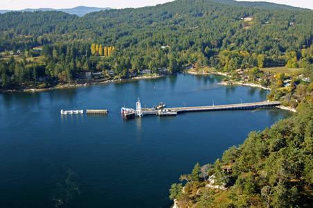 Galiano Island Ferry