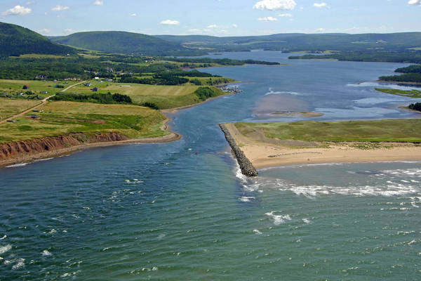 Mabou Harbour Inlet