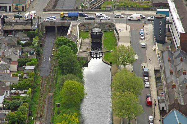 Royal Canal Lock 1