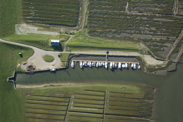 Tumlauer Koog Marina