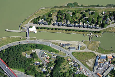 Le Havre Grand Canal Lock North
