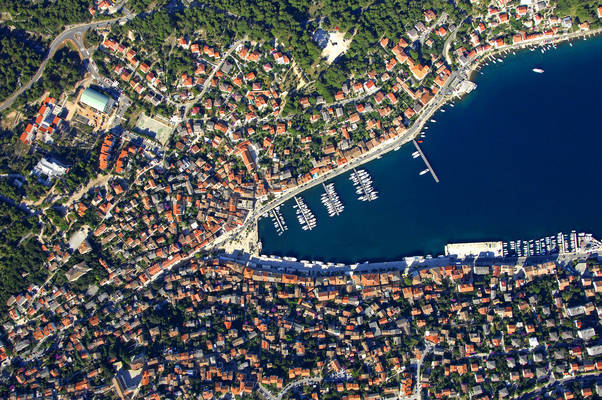 Mali Losinj Harbour