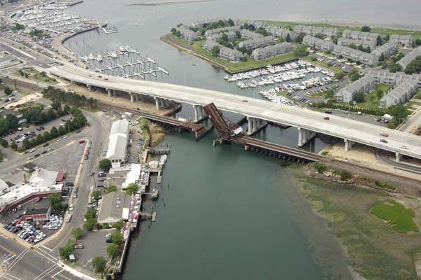 New York and Longbranch Railroad Bascule Bridge