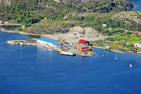 Tommervag Fishing Harbour