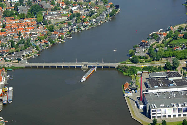 Julianbrug Bridge