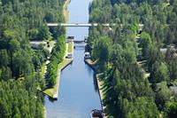 Saimaan Canal Malkian Sulku Lock