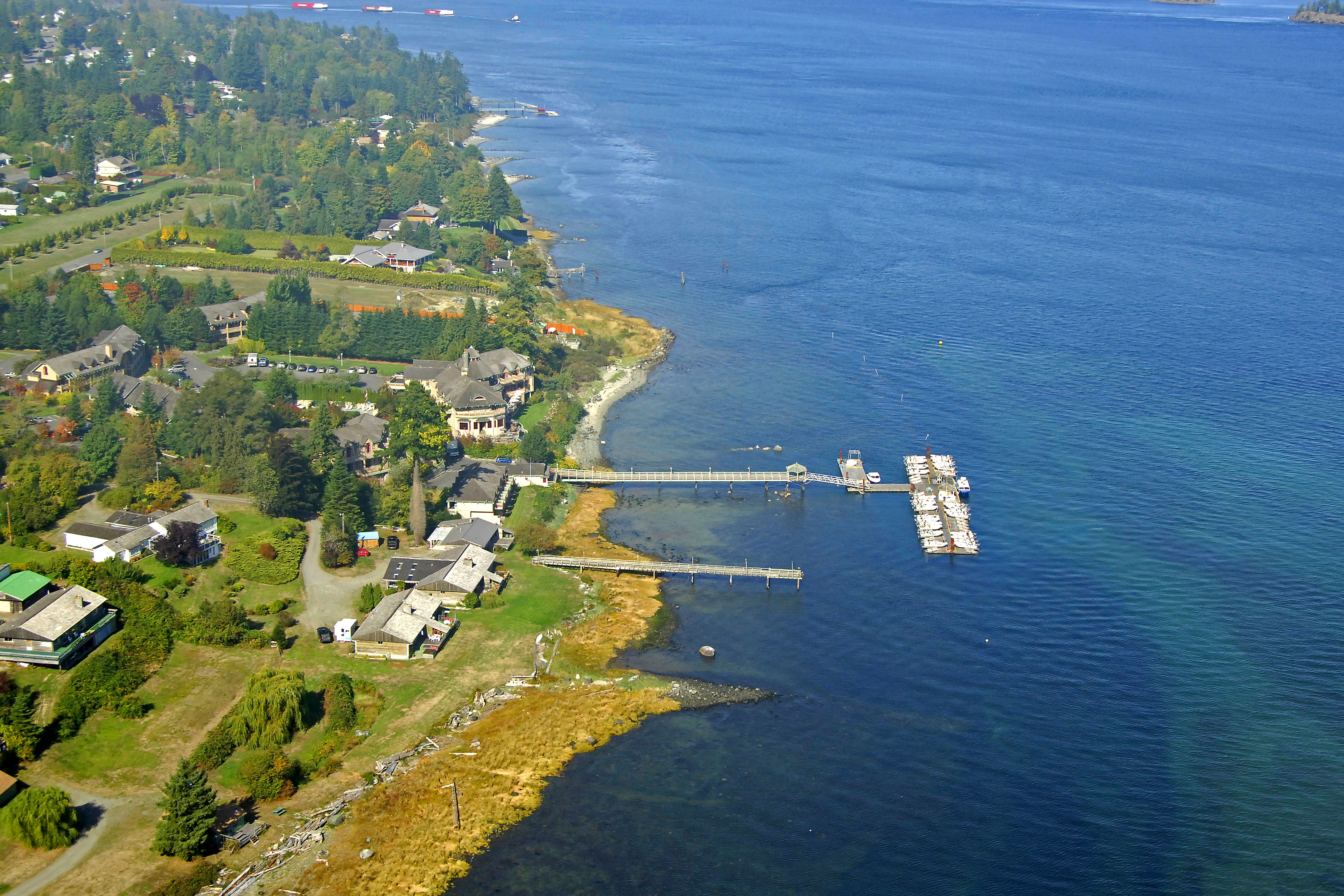 Painters Lodge In Campbell River Bc Canada Marina