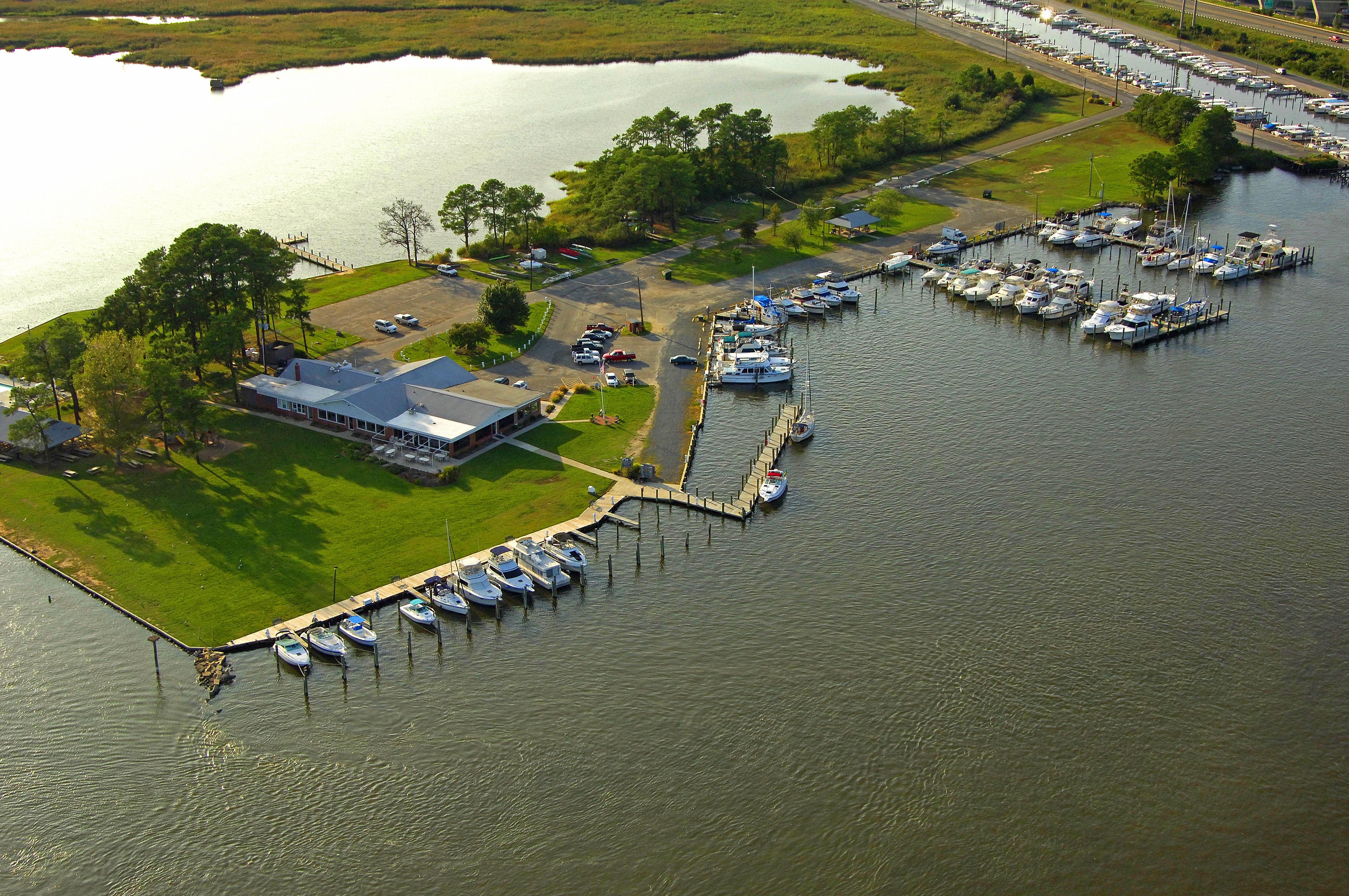 Kent Island Yacht Club Chester Md