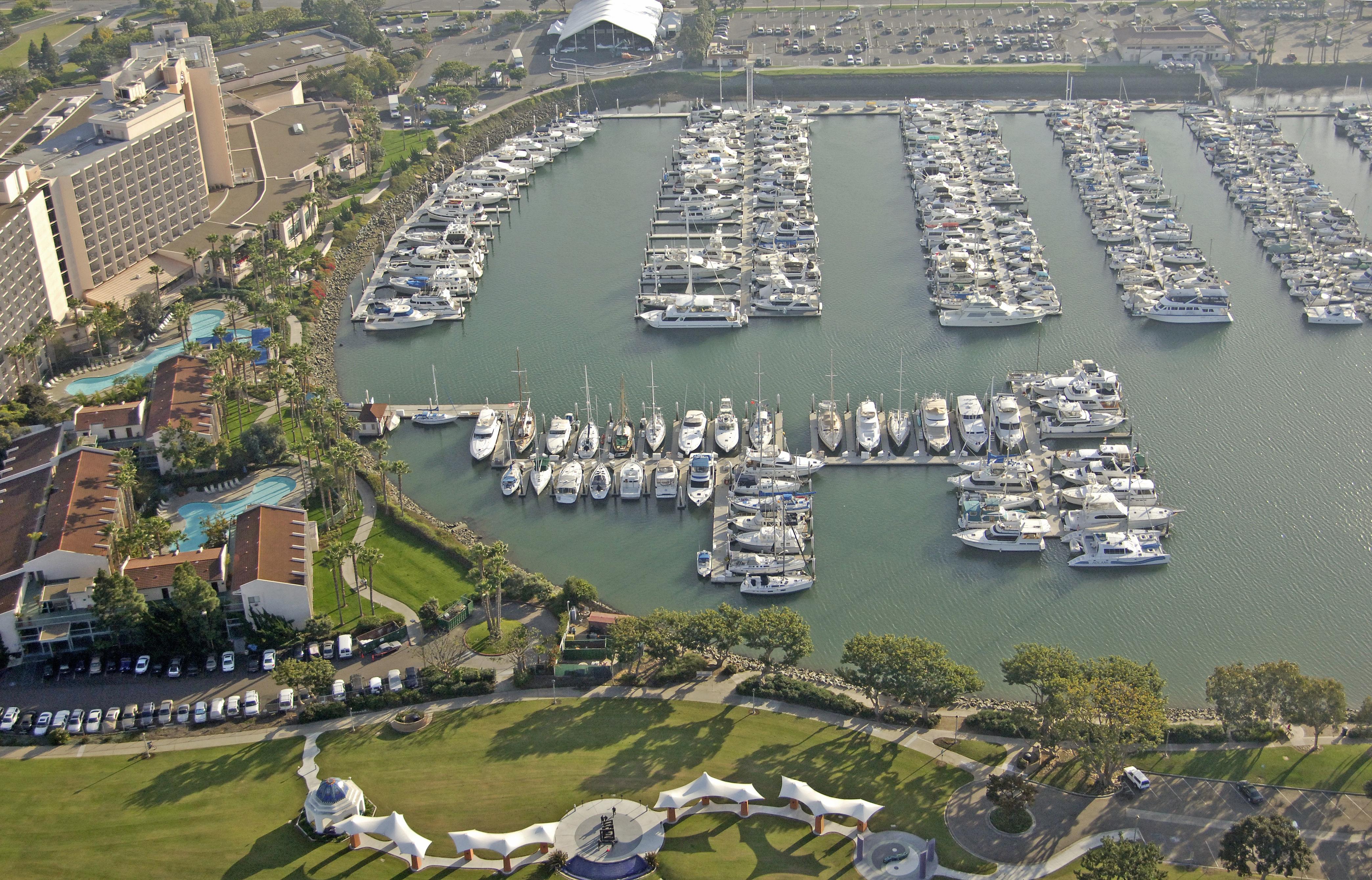 Sheraton San Diego Hotel & Marina in San Diego, CA, United States - Marina Reviews - Phone ...