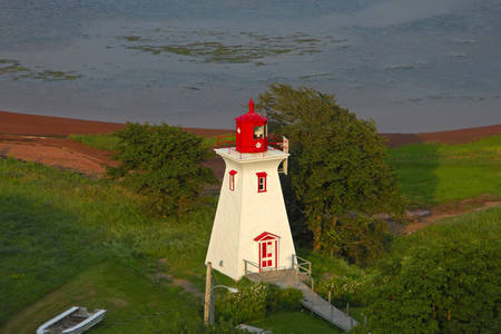 Leards Range Front Lighthouse