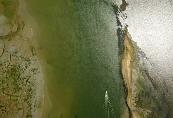Beaulieu River Inlet