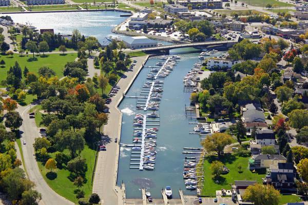 Simmons Island Marina