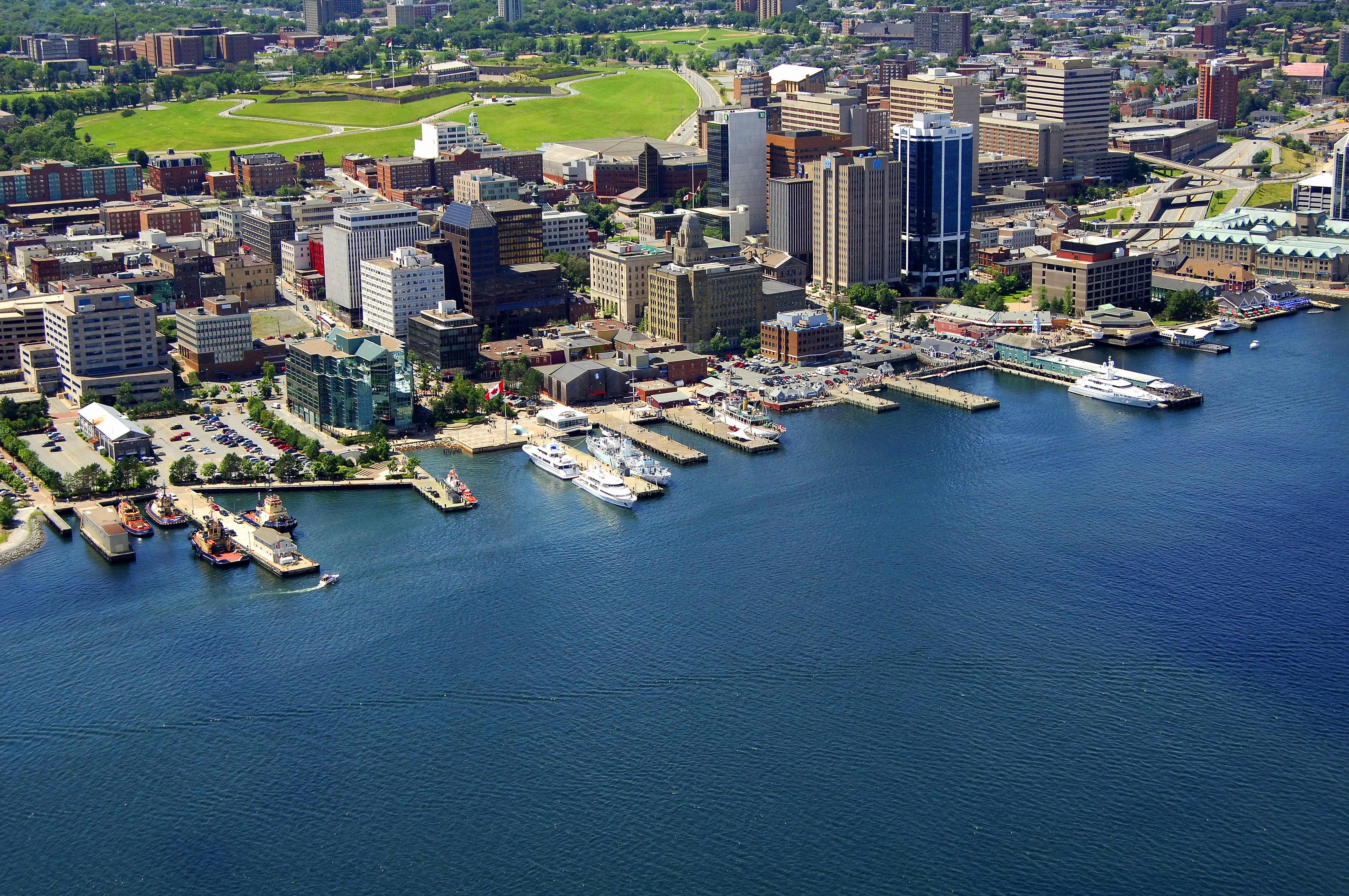 Halifax Harbour in Halifax, NS, Canada - harbor Reviews