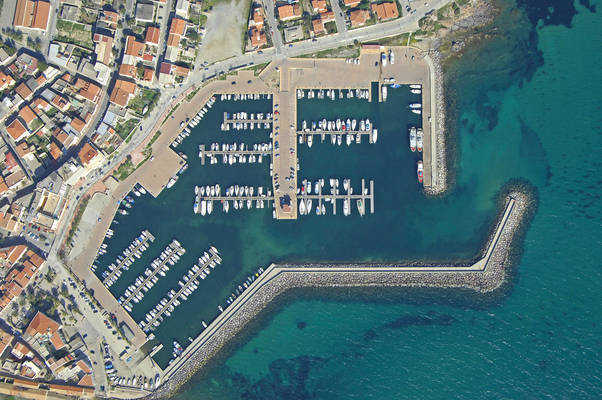 Portoscuso Harbour