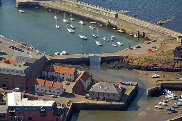 Dunbar Harbour Bridge