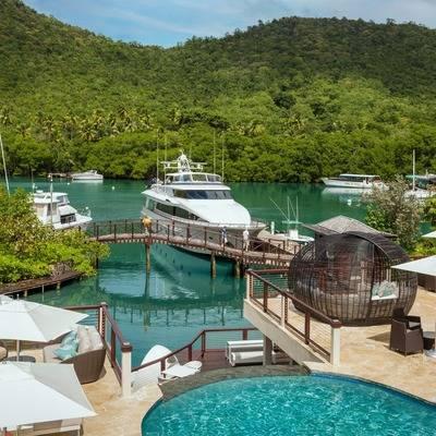 Marigot Bay Yacht Haven