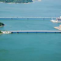 Lauttasaaren Bridge