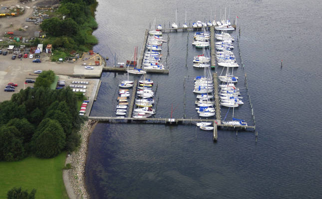 Graasten Sailing Club Harbor